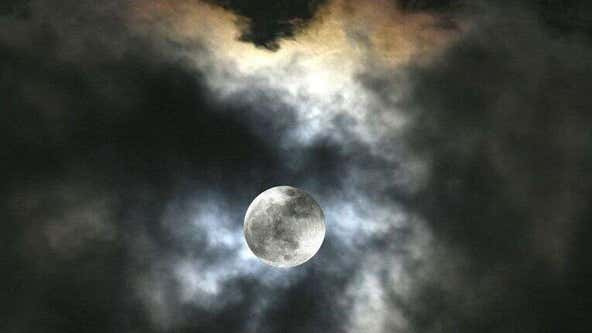 Full moon to shine on Halloween for the first time since 1944