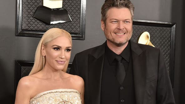 Blake Shelton, Gwen Stefani announce engagement: 'I heard a YES'