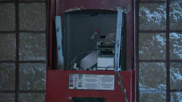 ATM explosion under investigation in West Philadelphia