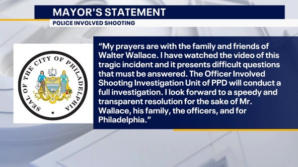 City officials, community leaders react to deadly police shooting in West Philly