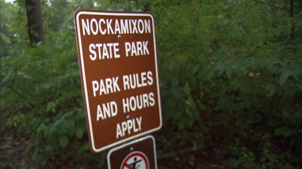 DA: Teen critical, person of interest sought after shooting at Nockamixon State Park
