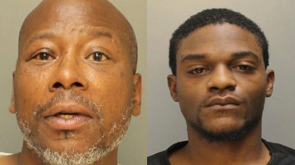 Philadelphia police search for 2 missing men