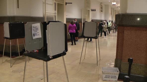 Pennsylvania nears 9M voters at Monday's registration deadline