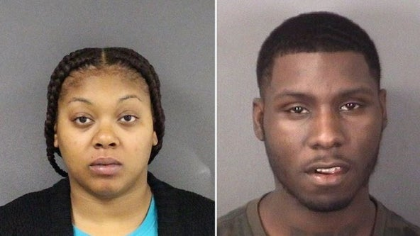 Man, woman charged with murder in deadly shooting of young brothers in Trenton