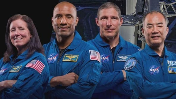 NASA, SpaceX target Nov. 14 for manned Crew-1 mission to ISS