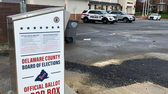 More than 3M in Pennsylvania apply for mail-in ballots as officials encourage their immediate return