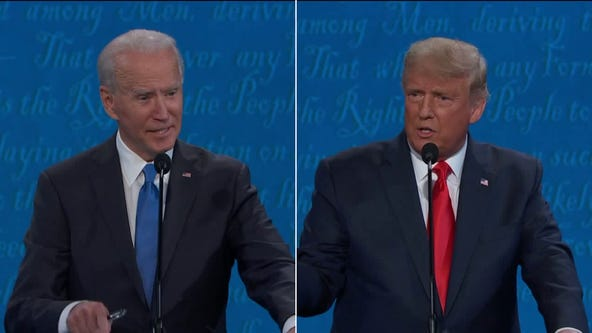 Trump, Biden to campaign in Pennsylvania before Election Day