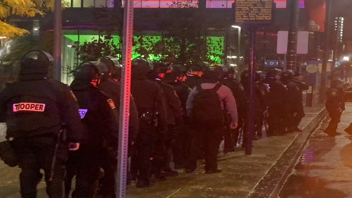 State police join effort to maintain peace in Philadelphia following unrest