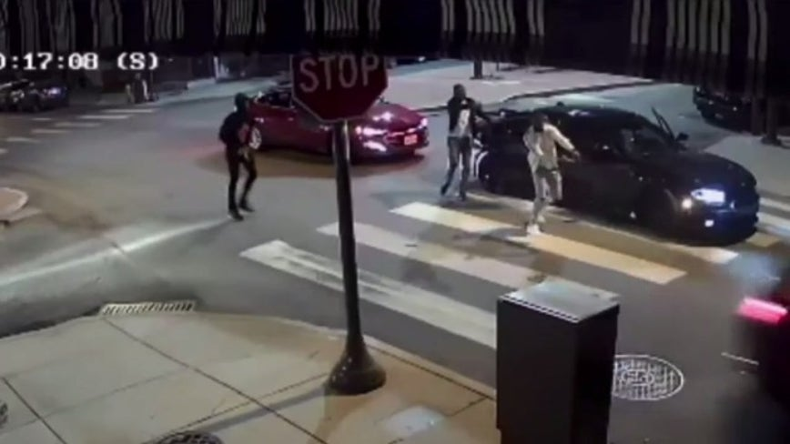 Suspects in Queen Village shooting used vehicles in attempt to box victim in, police say