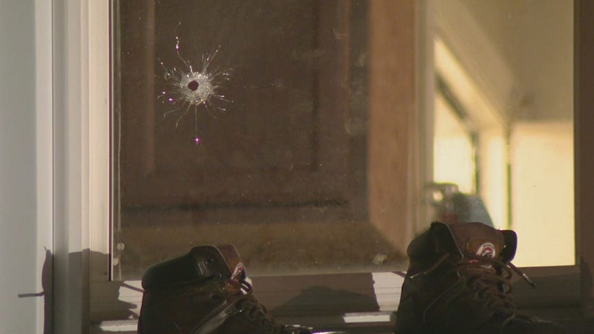 Prosecutors: 2 children dead after shooter opens fire on apartment in Trenton