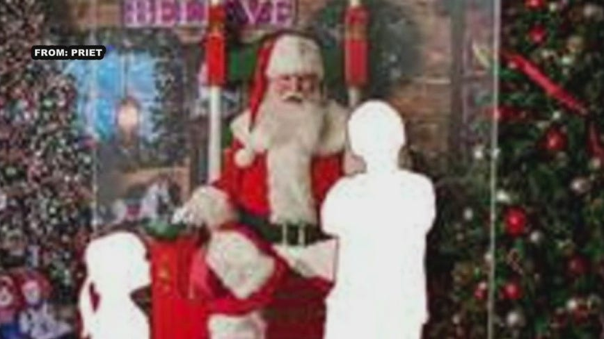 Santa to return to Philly area malls with safety precautions in place