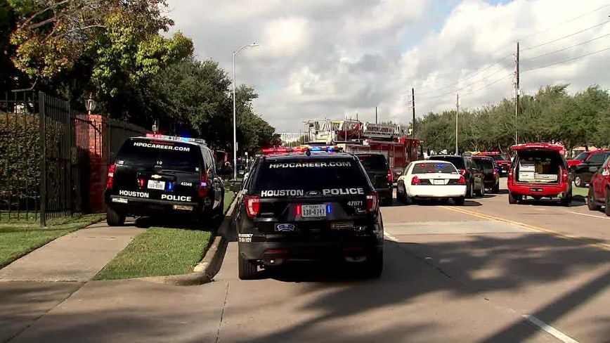 HPD sergeant killed, officer injured in southwest Houston shooting
