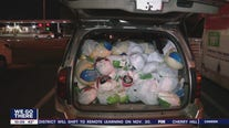 Woman leads mission to provide Thanksgiving dinner to 150 South Philly families