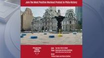 Philadelphia Fitness Coalition protests 2nd shutdown of indoor activities