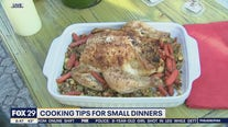 Cooking tips for small Thanksgiving Dinner