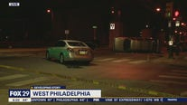 Police: Woman, 32, shot while driving slams into car carrying family of 7