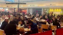 Photo of packed Christiana Mall food court prompts change to Delaware's COVID-19 restrictions