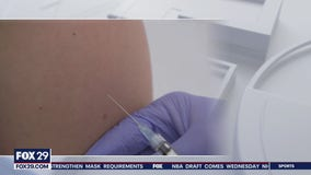 Positive news of a vaccine brings hope to many across Philadelphia