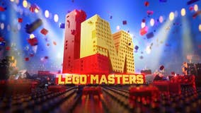 'LEGO Masters' returning to FOX for a 2nd season in 2021