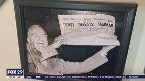 Haddonfield attorney collects presidential campaign memorabilia