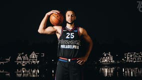 76ers unveil new City Edition uniforms inspired by Boathouse Row