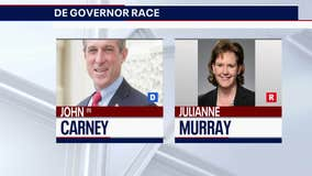 Delaware re-elects Gov. John Carney for four more years, AP projects