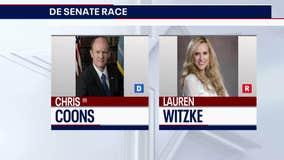 Delaware Sen. Chris Coons defeats GOP newcomer Witzke, AP projects