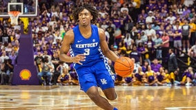Philadelphia 76ers select Tyrese Maxey with No. 21 pick in 2020 NBA draft