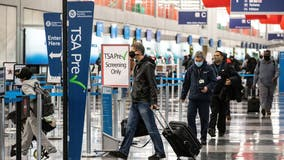 Holiday air travel surges despite dire warnings amid increasing COVID-19 cases