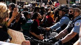 Demonstrators sue Chicago Police over 'brutal, violent' tactics during protests