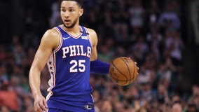 76ers' Ben Simmons shows support for Biden amid hotly contested Pennsylvania race