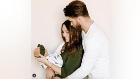 Bryce and Kayla Harper celebrate birth of baby girl