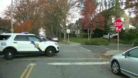 Man found shot dead inside minivan after crash in Lawndale