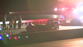 Accident on NJ Turnpike shuts down northbound lanes overnight