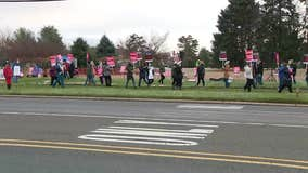 St. Mary's nurses locked out until Sunday after 2 day of strike, union says