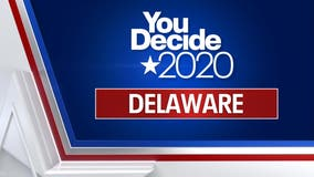 Check 2020 General Election results for Delaware