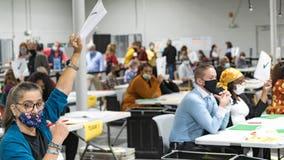 Recount process begins in Georgia following Trump campaign request
