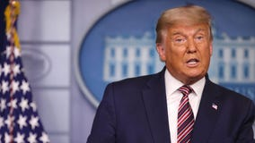 Trump delivers first public remarks in over a week on COVID-19 vaccine efforts
