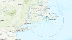 Earthquake rattles Massachusetts, Rhode Island