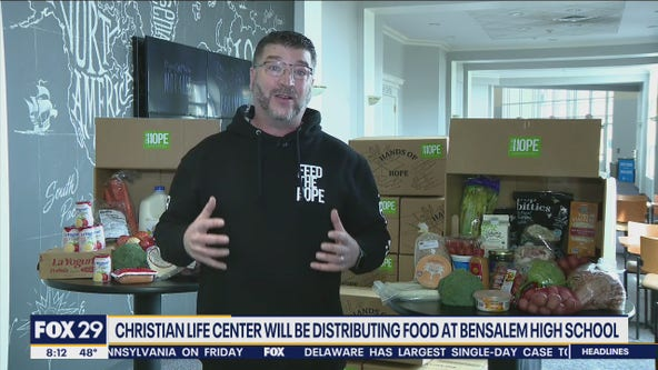 Christian Life Center leads massive effort to deliver food to people in need