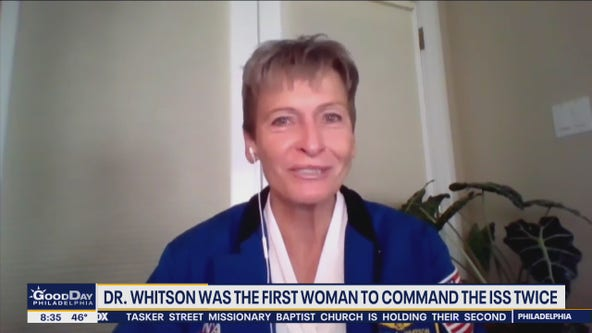 NASA astronaut Dr. Peggy Whitson joins Good Day Weekend ahead of SpaceX launch
