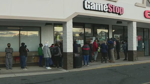 Black Friday shoppers in NJ, Pa brave pandemic for holiday deals