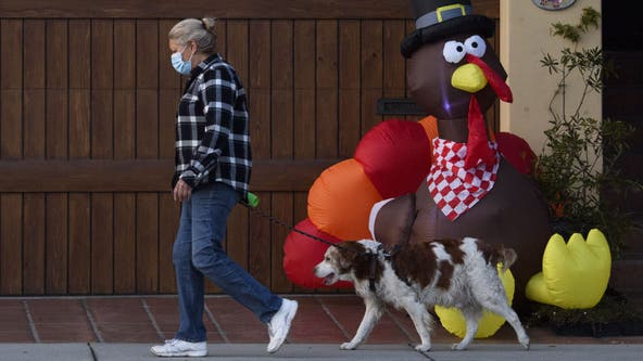 Thanksgiving could be make-or-break in US virus response