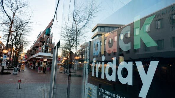 Black Friday offers lifeline to struggling retailers