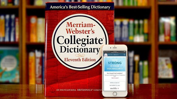 'Pandemic' named Merriam-Webster's word of the year