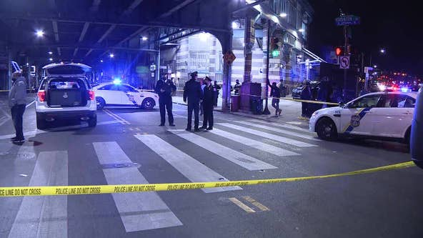 Police: 8-year-old girl shot in leg while getting off train in Kensington