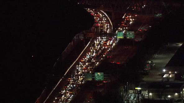 Eastbound lanes of I-76 reopen after overnight crash prompts backup