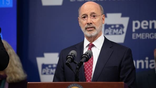Gov. Wolf revises mitigation order on gatherings and lifts out-of-state travel restrictions