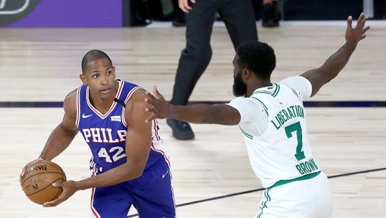 Report: Sixers trade Al Horford, picks to Thunder for ...