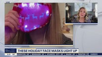 Festive face masks for the holiday season
